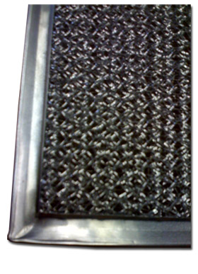 Mesh Wire A Coil Filters For Heat And A C In Mobile Home