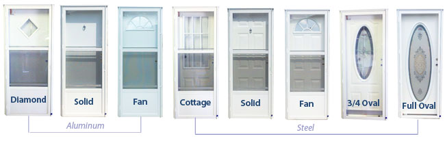 Combo Doors for Manufactured Housing | Mobile Home Combination ...