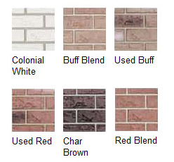 Handlaid brick skirting faux brick skirt panels and accessories for mobile home manufactured - Fake brick skirting ...