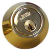 brass deadbolt manufactured home