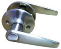 privacy nickel trailer lever lock