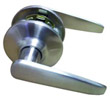 trailer nickel lever lock passage