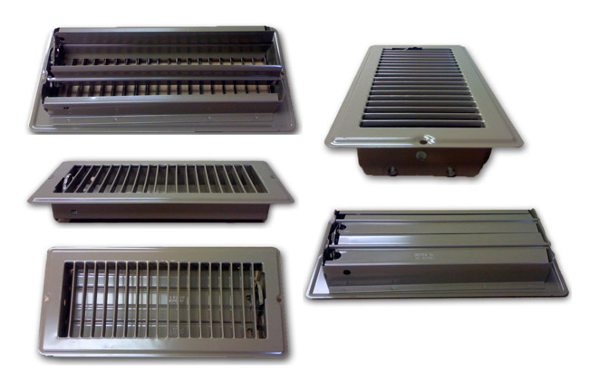 10  5 Floor Vent Covers