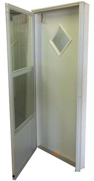 32x80 diamond door rh for mobile home manufactured housing Mobile home exterior doors replacement