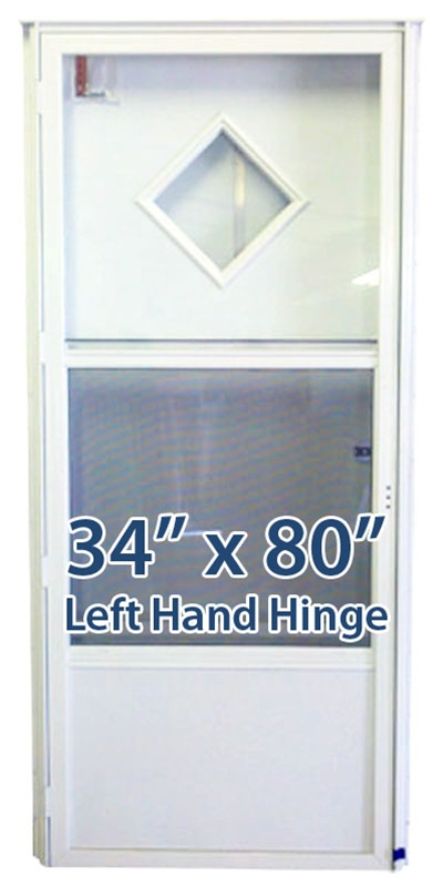 34x80 Diamond Door Lh For Mobile Home Manufactured Housing