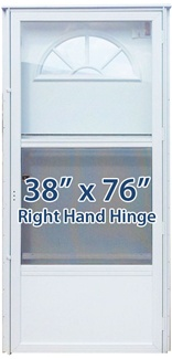 """Buy """"USH"""" Mobile Home Storm Window Clip at BuyHardwareSupplies.com"""