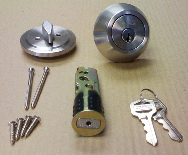 Our Price $25.99 & Stainless Steel Deadbolt Lock for Mobile Home Manufactured Housing