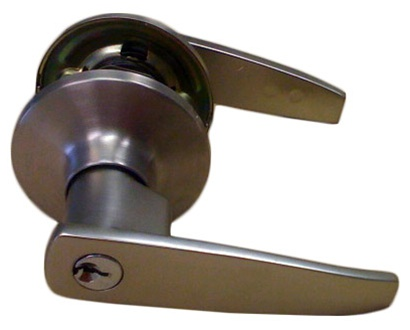 Stainless Steel Lever Entrance Door Knob For Mobile Home Manufactured Housing