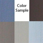 Skirting Color Samples