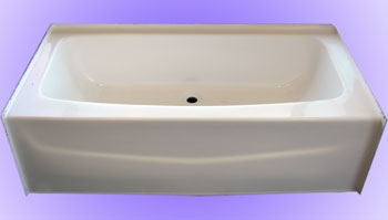 54x27 fiberglass replacement tub Fiberglass garden tubs