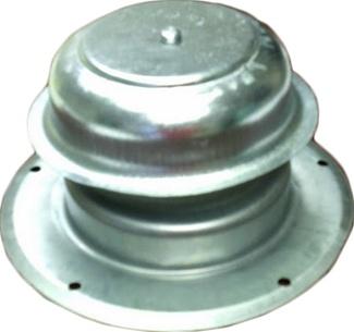 2 Inch Metal Vent Cap