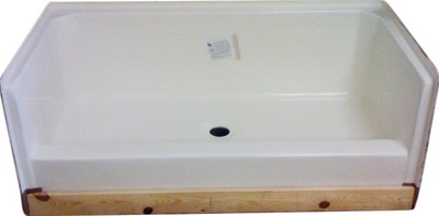 Moible Home Shower Pan 54x27 Manufactured Housing