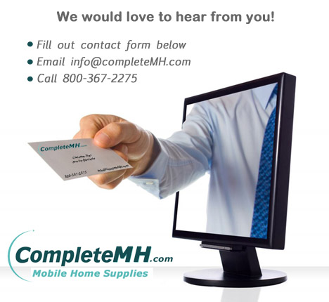 Contact mobile home expert