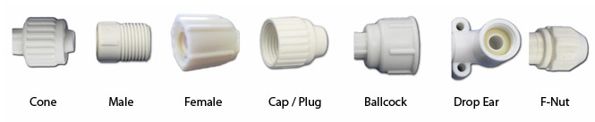 compression fitting help