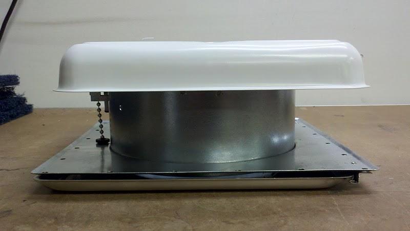 Side Wall Exhaust Fan