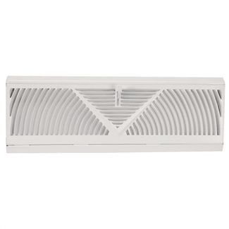18 Inch Baseboard Diffuser For Mobile Home Manufactured