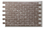 Brown Mason's Brick standard panel 36""