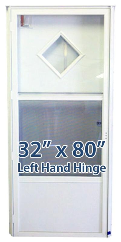 32x80 Diamond Door LH