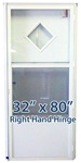 32x80 Diamond Door RH for Mobile Home Manufactured Housing