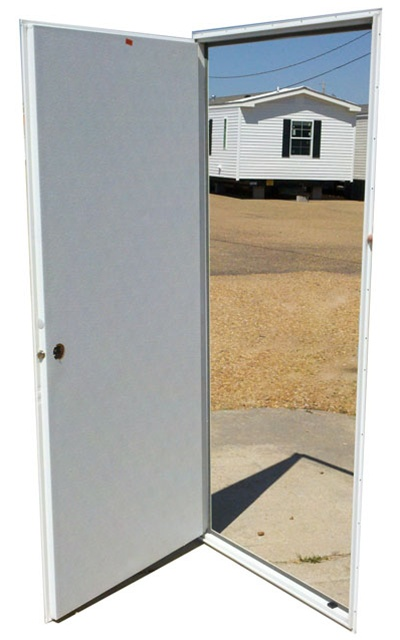 sc 1 st  Complete Mobile Home Supply & Solid Aluminum Outswing Door 36x80 RH