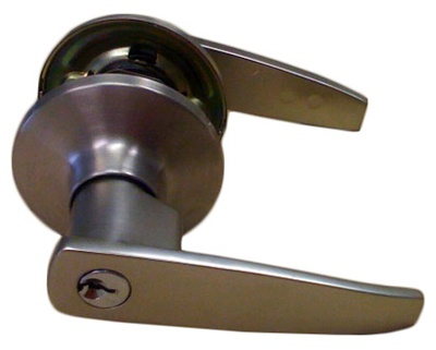 Stainless Steel Lever Entrance Door Knob
