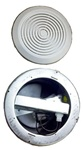 "7"" Vertical Ventilation Bath Fan"