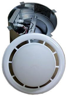"9"" Lighted Vertical Fan"