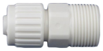 Half by Three Quarters Male Adapter