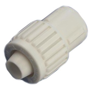 Half by Three Eighths Female Adapter
