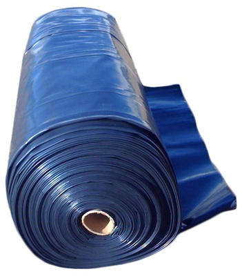 Construction Grade Plastic Sheeting 100 Feet Like Visqueen
